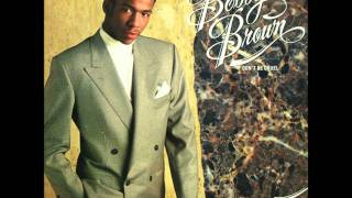 Download Bobby Brown-Don't Be Cruel Mp3 and Videos