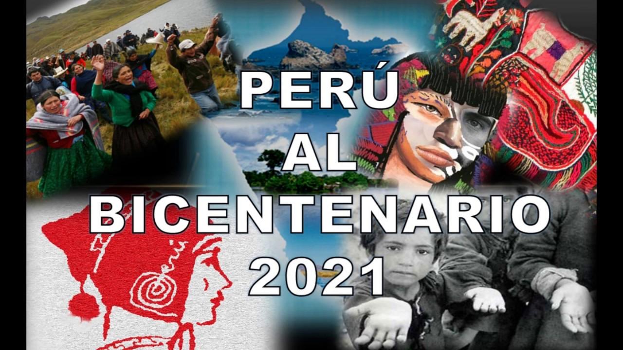 Plan Estratégico Perú al Bicentenario 2021 - YouTube