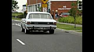 FORD falcon XW GT cruisin