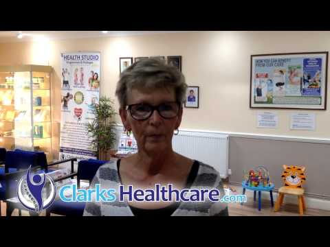 Testimonial Severe Neck Pain Treatment at Clarks Healthcare Benfleet Osteopaths