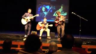 "Frank Vignola,Vinny Raniolo, and Parker Hastings - ""All of Me"""