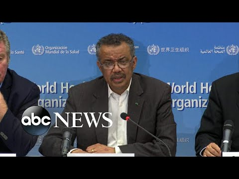 WHO declares coronavirus a global health emergency