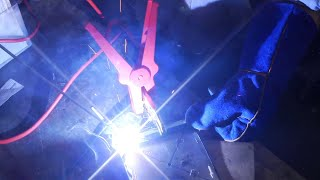 Welding With Water And A Battery