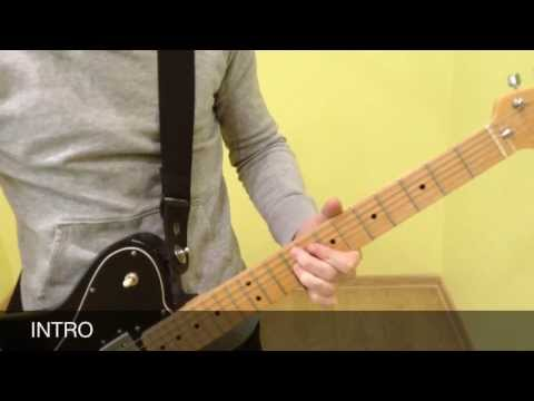 Hillsong Young & Free - Wake (guitar cover)