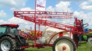 PELIKAN opryskiwacze polowe Firmy BURY Maszyny Rolnicze