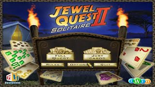 Jewel Quest Solitaire 2 in English