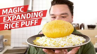Cliff Attempts the Magic Expanding Vietnamese Rice Ball — You Can Do This!