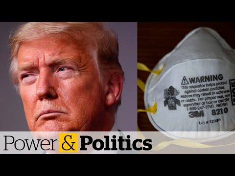 Is Trump's N95 Mask Grab Really Going To Happen? | Power & Politics