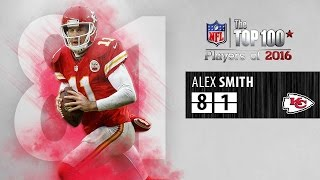 #81: Alex Smith (QB, Chiefs) | Top 100 NFL Players of 2016