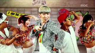 Jo Kwon - I'm Da One, 조권 - 아임 다 원, Music Core 20120630
