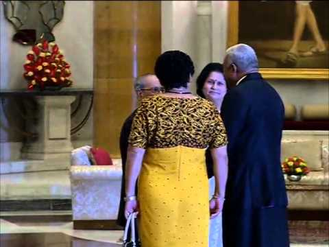 India welcomes heads of pacific island countries for summit