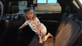 Weathertech Seat Cover Review   2018 Dodge Durango RT