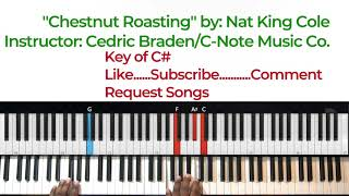 The Christmas Song Chestnuts Roastig on an open fire by: Nat Cole