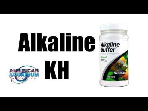 How: Freshwater Aquarium Alkalinity KH Buffers | Carbonate Hardness