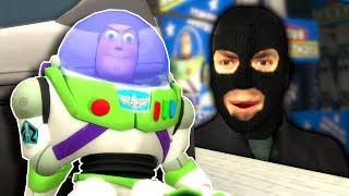 Shrunk into Toys from Toy Story! - Garry's Mod Gameplay - Gmod Hide and Seek