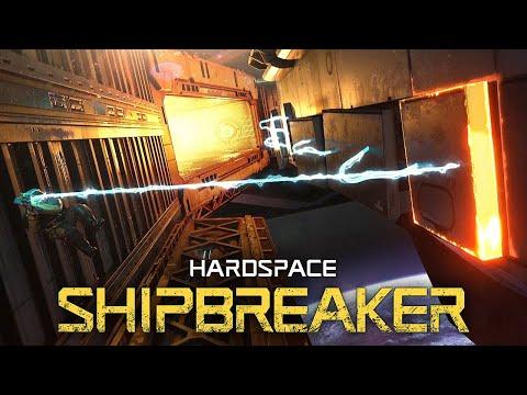 TETHERING DESTROYED SHIPS TOGETHER! - HARDSPACE: SHIPBREAKER |