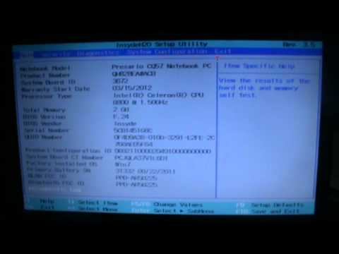 COMPAQ PRESARIO CQ56 AHCI WINDOWS 8 X64 TREIBER