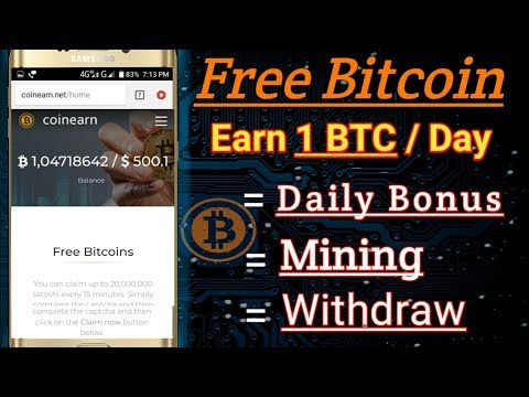 |Free Bitcoin|-How to Earn Free Bitcoin in Tamil