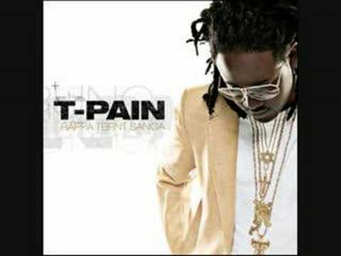 T-Pain - Church (With Lyrics)