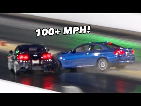 BMW SLAMS into