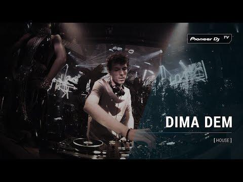 DIMA DEM [ House ] @ Pioneer DJ TV | Moscow