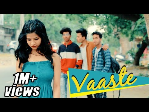 Vaaste Song : Dhvani Bhanushali |  Short Dance Film | Best Love Story | Diksha Gaur