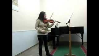 Моцарт Концерт 4 1ч