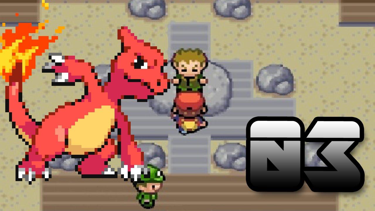 Gu a pokemon rojo fuego capitulo 3 nos hacemos mas for Gimnasio 8 pokemon rojo fuego