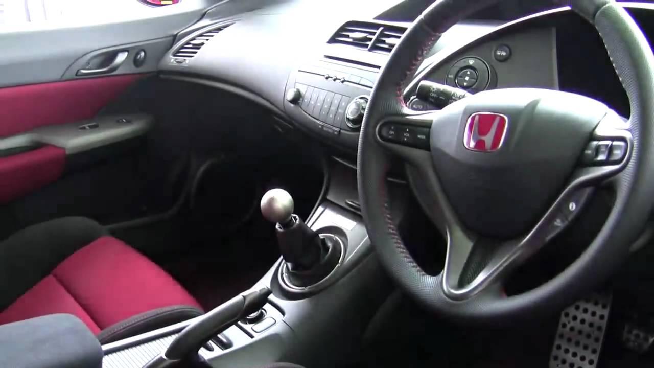 FN2 Honda Civic Type R Mugen M200 - YouTube