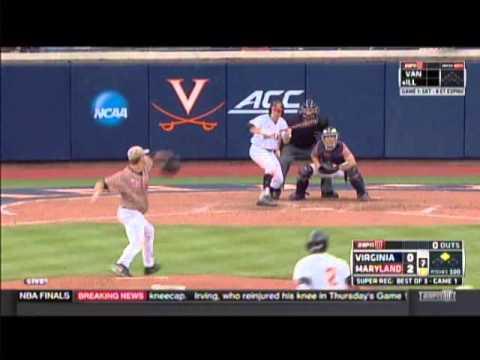 Virginia vs. Maryland, 2015 (baseball)