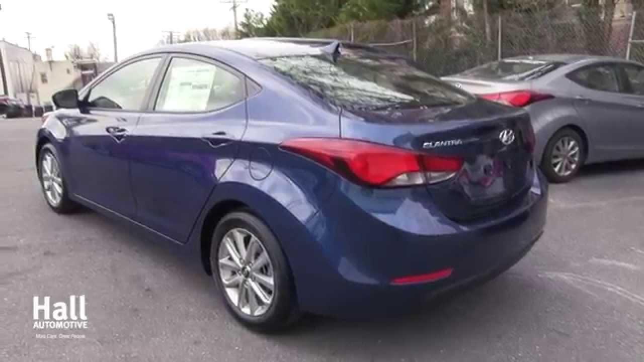 2016 Hyundai Elantra | Hall Hyundai Newport News