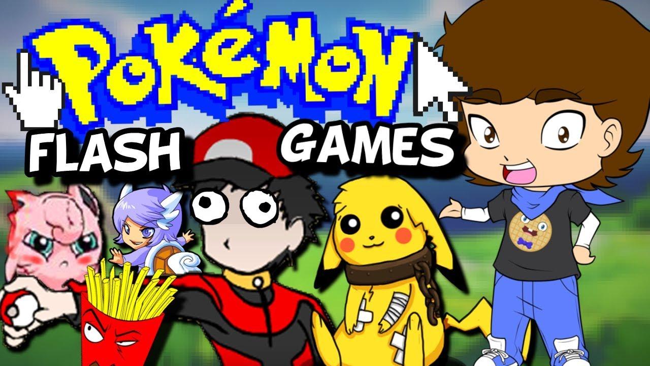 Pokemon hentai flash games
