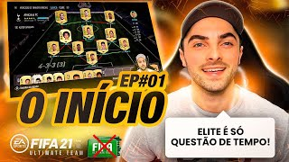 COMEÇANDO DO ZERO | FIFA 21 ULTIMATE TEAM #01