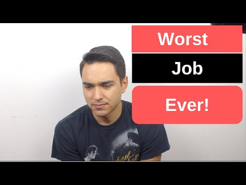 The Worst Job I Had As A Logistics Clerk.