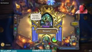 RC does Dungeon Runs with Hearthstone