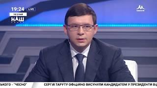 Мураев: Президент протягивает законы, которые углубляют раскол между огромными частями населения
