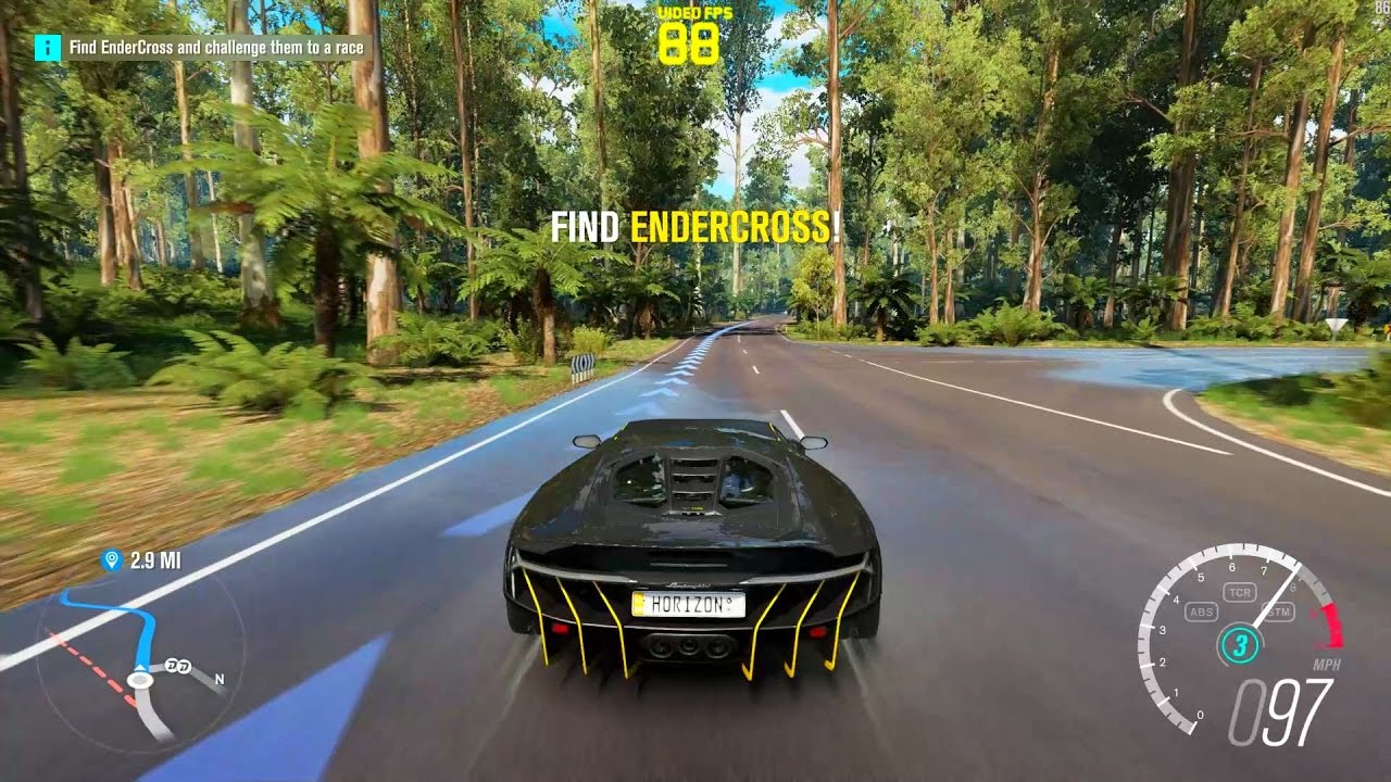 forza horizon 3 pc demo i7 4770k gtx 1080 1080p. Black Bedroom Furniture Sets. Home Design Ideas