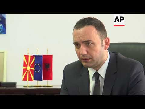 Macedonia PM says his nation and Greece 'tired' of name dispute