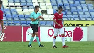 Recreativo de Huelva 1 - Real Murcia 1 (27-08-17)