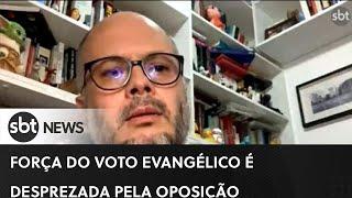 Força do voto evangélico é desprezada pela oposição   SBT News