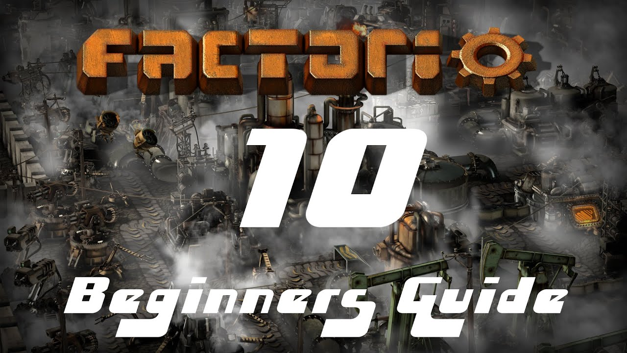 Factorio Beginners Guide 06 Super Green Circuits by Negative Root