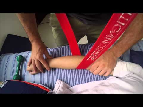 Terapia Manual - Mulligan - MWM - Tennis elbow