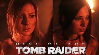 TOMB RAIDERS? Lara Croft vs Lara Croft (ft. Melonie Mac)