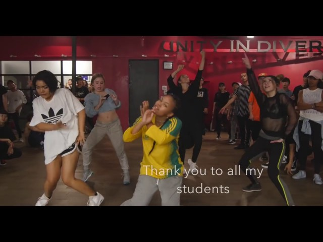 24k Magic   Bruno Mars   Willdabeast Adams choreo    ft Jade Chynoweth  & Janelle Ginestra   #bruno