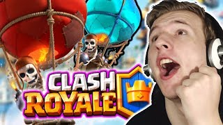 TIM BALONI RASTURAJU! (CLASH ROYALE ft. Marko)