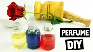 How to make a simple water based floral perfume - [SHOUT OUTS]