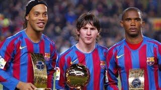 Лучшие голы Барселоны в истории клуба