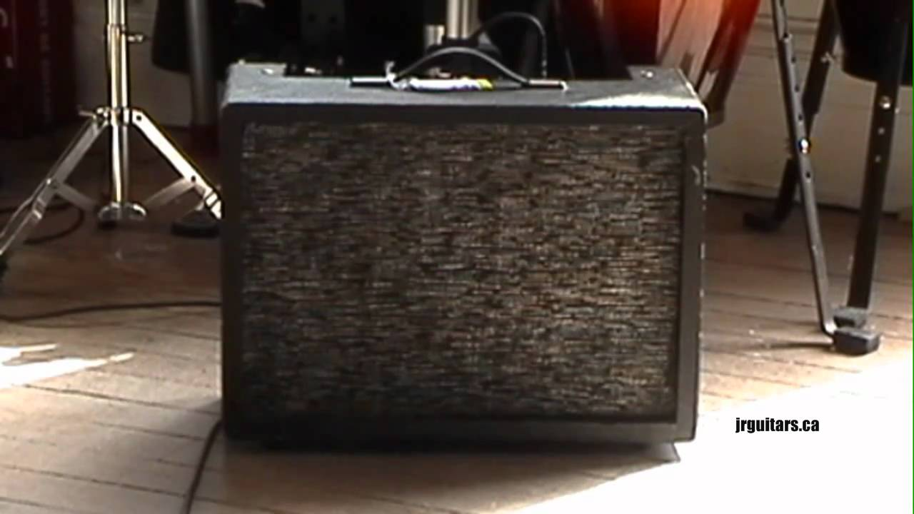Vintage PINE Tube Amp Demo