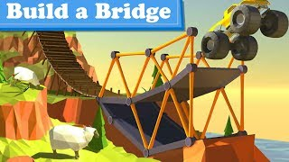 Build a Bridge! - BoomBit, Inc. Walkthrough
