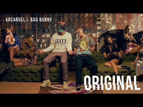 Arcangel ➕ Bad Bunny – Original [Official Video]